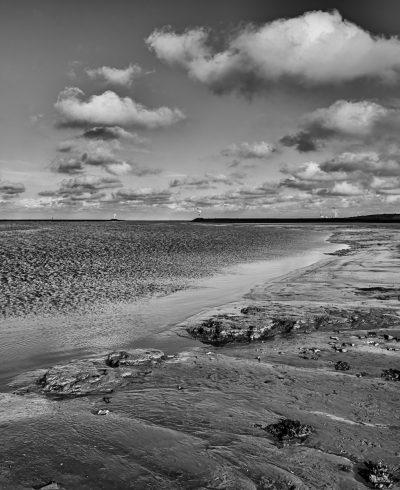 De kust van Terschelling