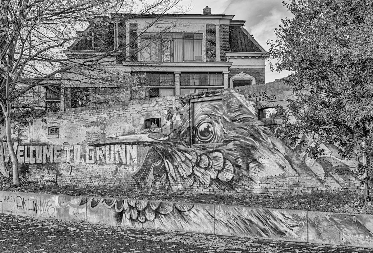 Klaas Lageweg Graffiti