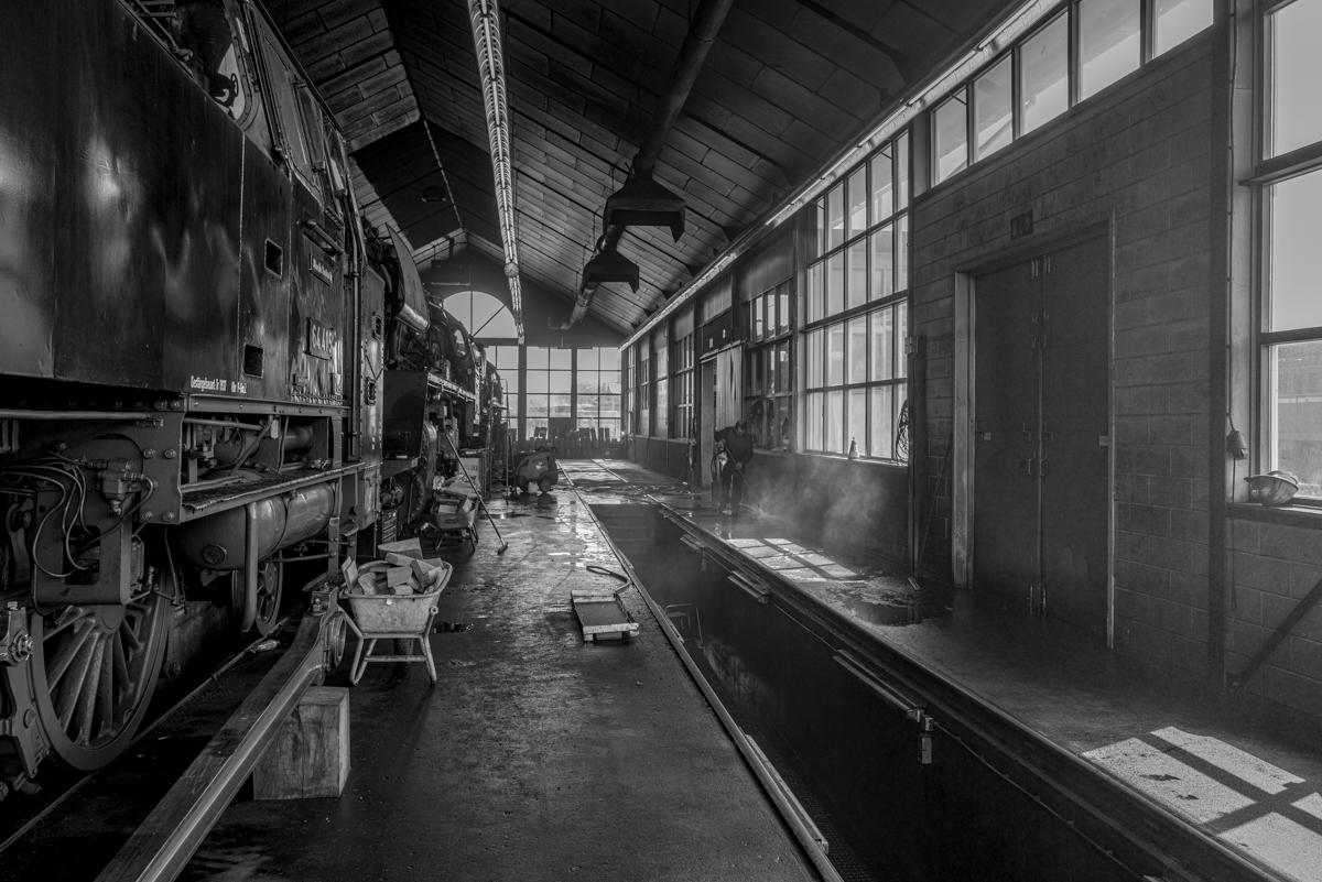 Station / Werkplaats Beekbergen